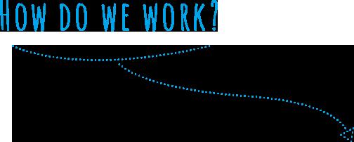 How do we work